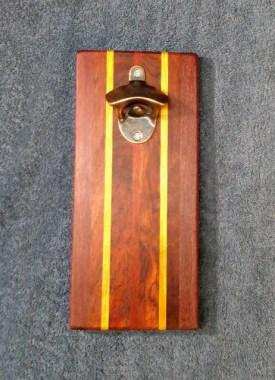 Magic Bottle Opener 18 - 101. Wall mount.