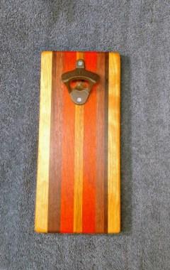 Magic Bottle Opener 18 - 103. Wall mount.
