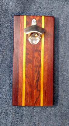 Magic Bottle Opener 18 - 110. Wall mount.