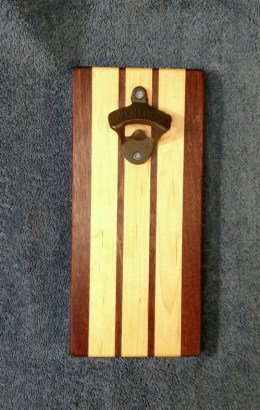 Magic Bottle Opener 18 - 113. Wall mount.