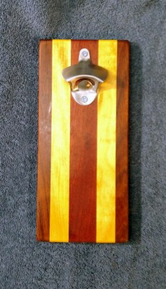 Magic Bottle Opener 18 - 114. Wall mount.