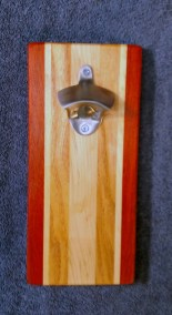 Magic Bottle Opener 18 - 116. Wall mount.
