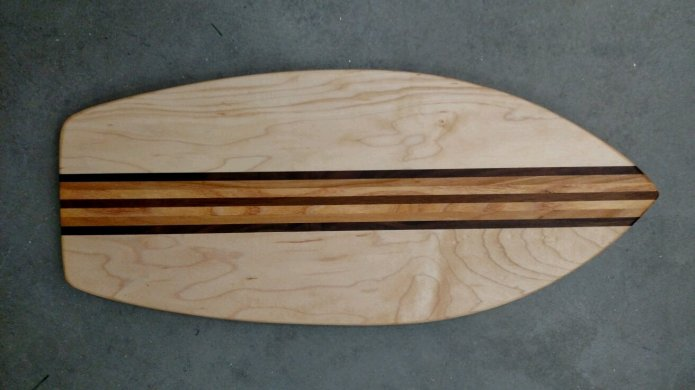 Medium Surfboard 17 - 04