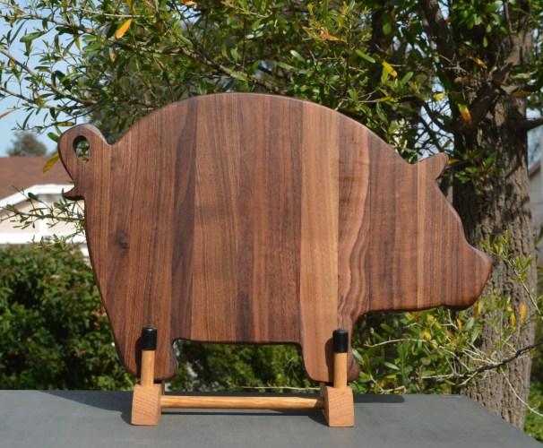 Pig 18 - 601. Black Walnut.