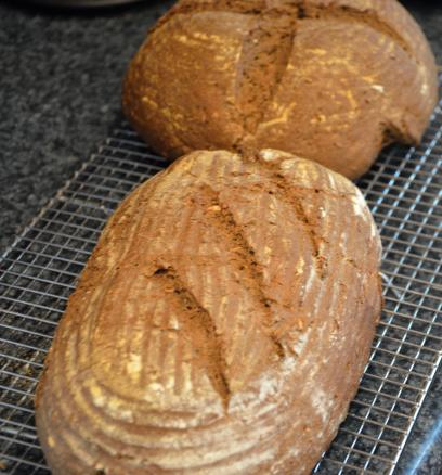 Spent Grain Bread 09