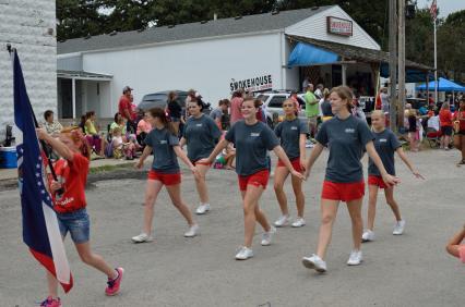 Graham Street Fair Parade 11