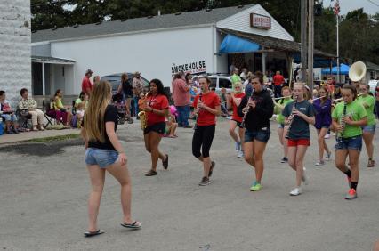 Graham Street Fair Parade 12