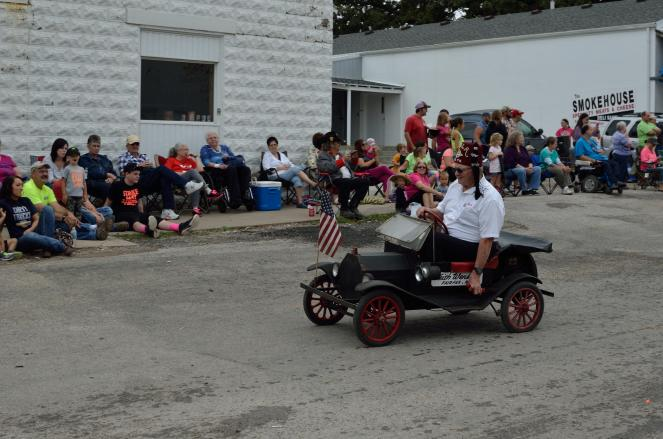 Graham Street Fair Parade 60