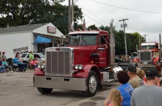 Graham Street Fair Parade 75