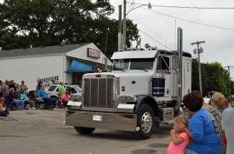 Graham Street Fair Parade 81