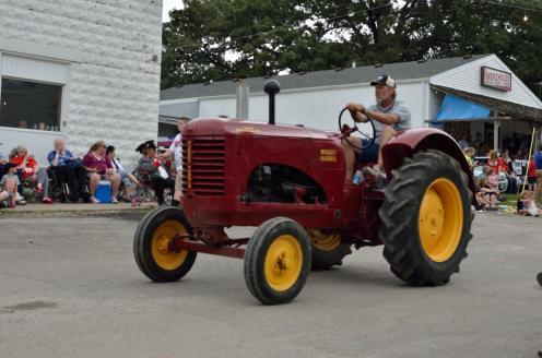 Graham Street Fair Parade 84