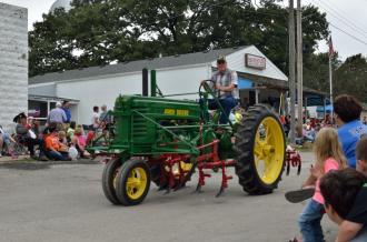 Graham Street Fair Parade 88
