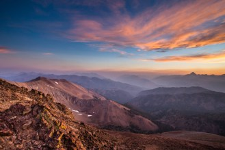 """Jim McClure-Jerry Peak Wilderness in Idaho was established in August, 2015, following unanimous passage into law by Congress. This 23,916 acre wilderness features hiking, fishing and equestrian use, as well as opportunities to just """"get away"""" and enjoy some solitude. The view from Jerry Peak alone is worth the visit. Photo by Matt Leidecker. Posted on Tumblr by the US Department of the Interior, 9/8/16."""