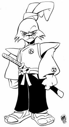 Usagi Yojimbo Fan Art