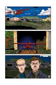 Kastelburg Comic