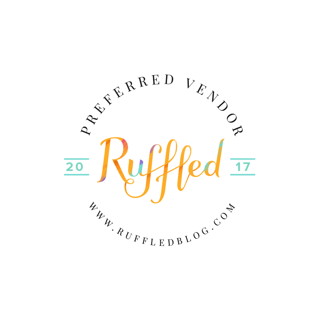 Ruffled vendor Badge 2017