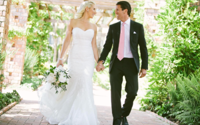 Chic Santa Barbara Wedding at Belmond El Encanto | Amy & Alfie