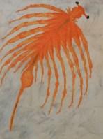 """Artemia - Pastel on Magnani Pescia Paper 30"""" x 22"""""""
