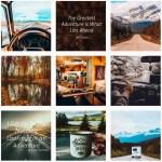 Adventure Touring Instagram Feed
