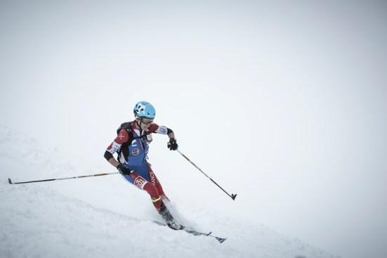 Skimo 2014 tromsö world cup esqui de montaña laetitia roux