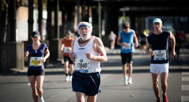 VIVIR SIN PARAR La película del maratón