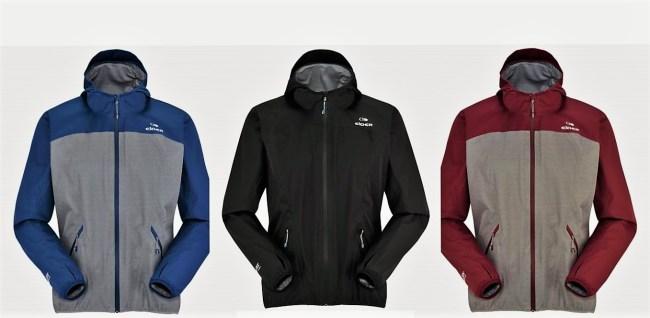 Cahqueta Gore tex active Eider Target Knit Spirit Jacket Men