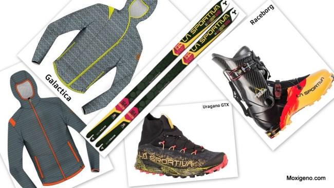 la sportiva novedades 12017 2018 skimo trail y montaña