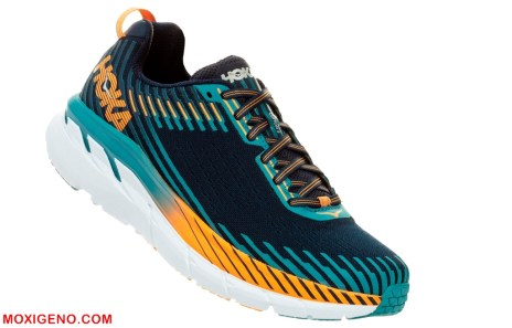 Hoka One One Clifton 5 Zapatillas running maximalistas