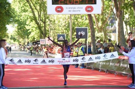 maraton madrid 2019 podio 5