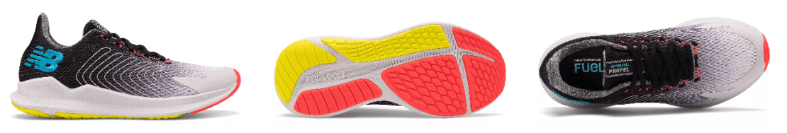 New Balance Fuelcell Propel hombre color summer