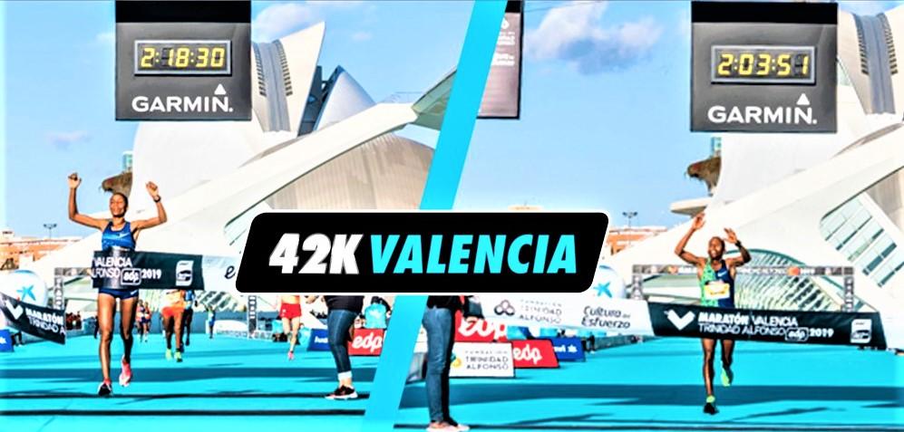 Maratón Valencia 2020 cancelado: La organización ofrece cuatro inscripciones para los 30.000 inscritos.