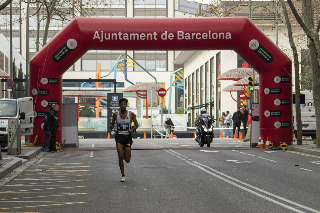 MARATON BARCELONA 2020 VIRTUAL ALCANZA 5.000 INSCRITOS EN UNA SEMANA.