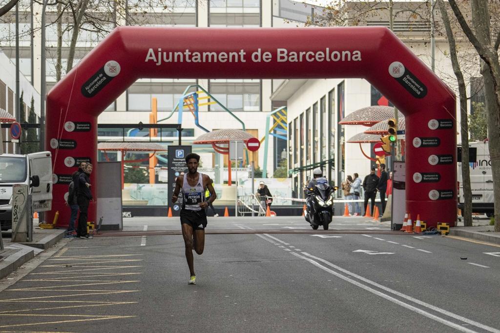 MARATON BARCELONA 2020 VIRTUAL ¡YA EN MARCHA! Con más 10.000 corredores inscritos.