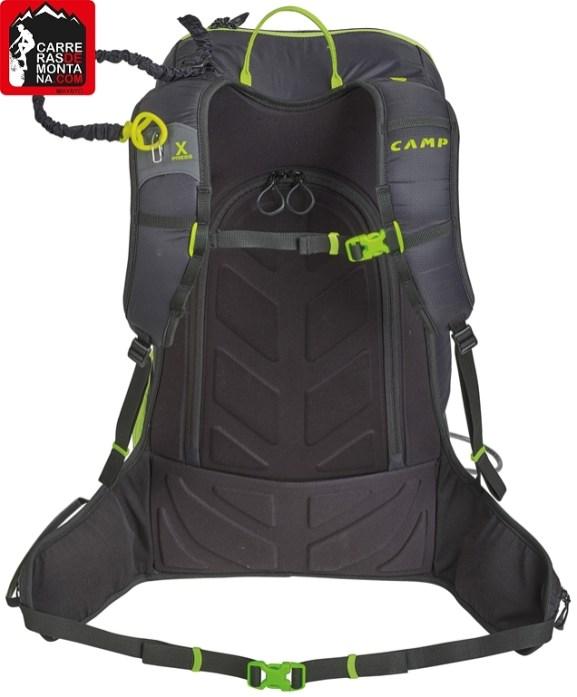 camp ski raptor backpack ski mountaneering by mayayo (3) (Copy)