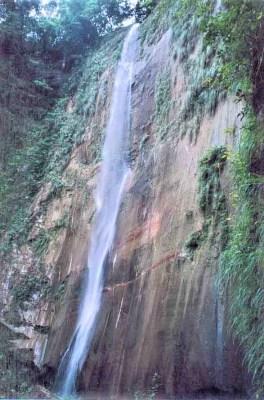 cascada ecuador