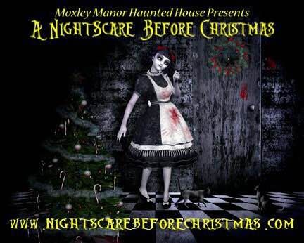 Chistmas Haunted House