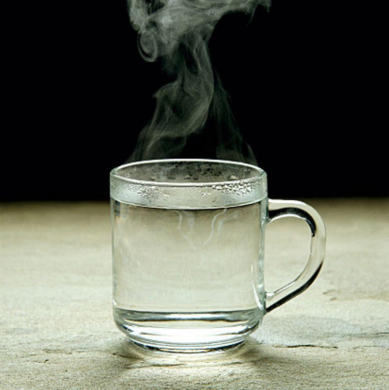 кипятить воду дважды нельзя