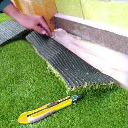 Купить искусственную траву в Краснодаре