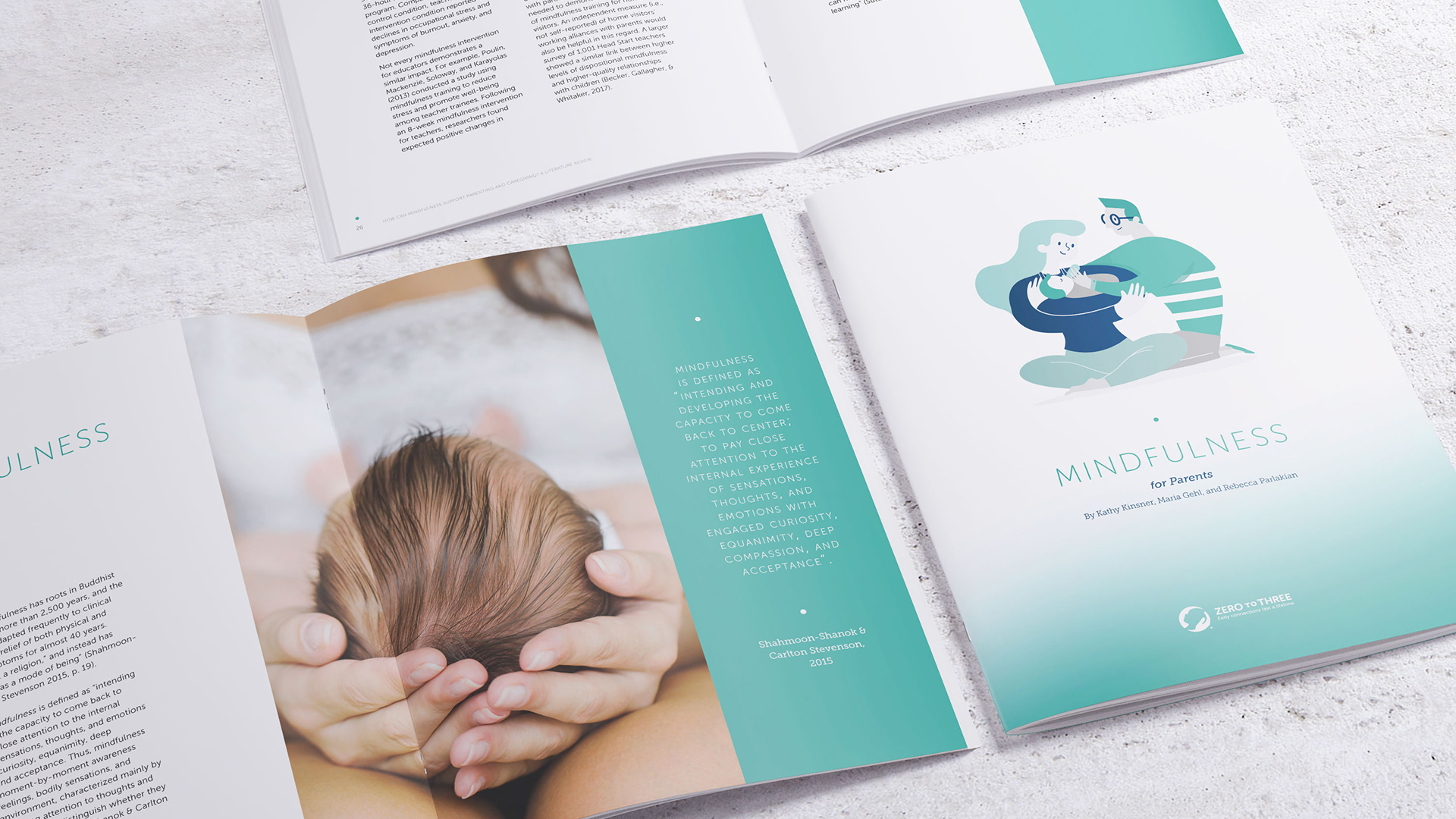 ZERO TO THREE Mindfullness Campaign Documents preview