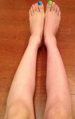 足痩せマッサージ法_ 西川瑞希オフィシャルブログ「Mizukitty」Powered_by_Ameba