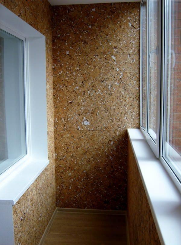 Варианты отделки балкона и лоджии: внутри и снаружи, фото ...