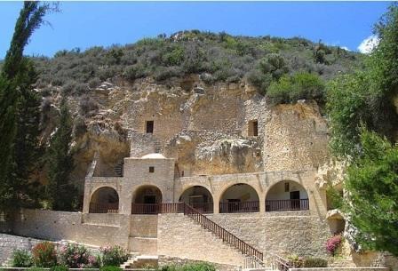 экскурсии в монастырь Святого Неофита Кипр