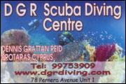 дайвинг в Айя Напе DGR Diving