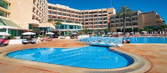 Самые большие отели Кипра