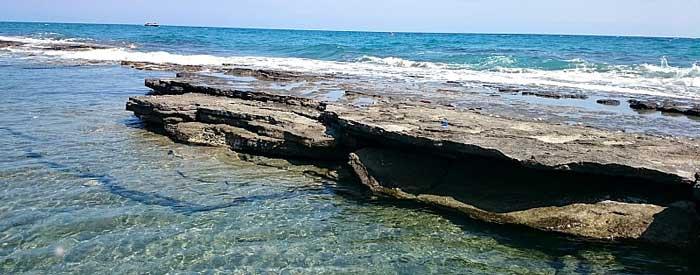 море в Пиргос Лимассол