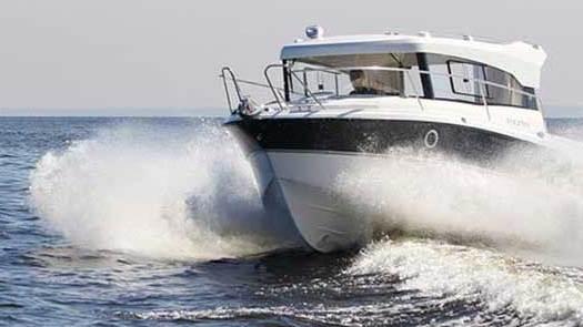 аренда катера Паркер на Кипре Лимассол