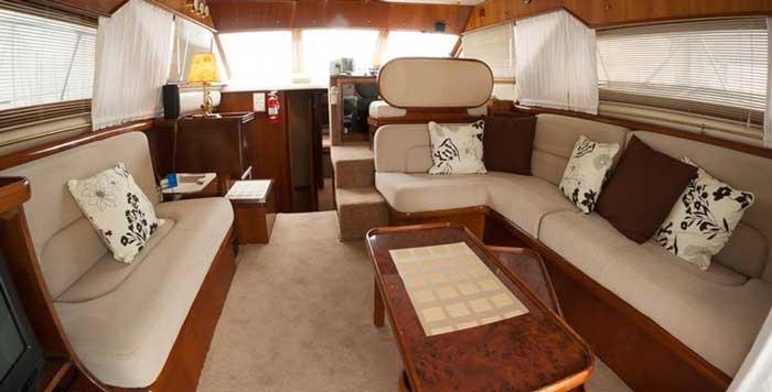 Аренда яхты в Протарасе sun quest 44
