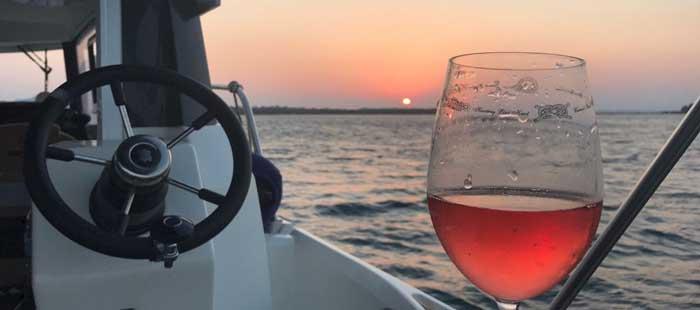 Снять яхту с капитаном Parker Weekend 800 в Лимассол Марине