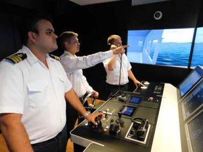 Обучение яхтингу Кипр на симуляторе