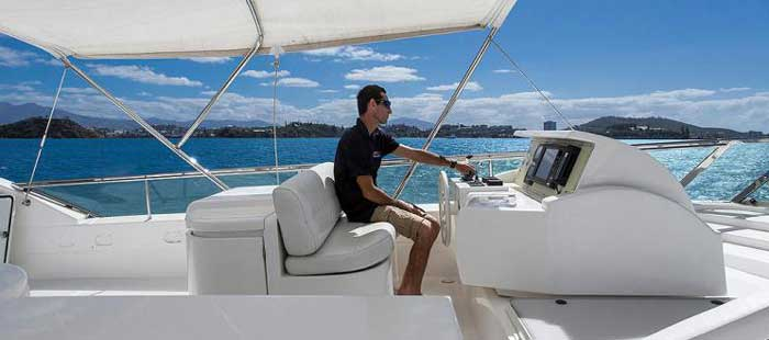 Аренда яхты в Пафосе Feretti 810